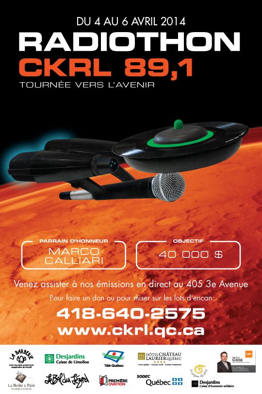 CKRL Radiothon